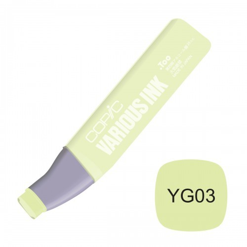 Copic Various navul inkt YG03