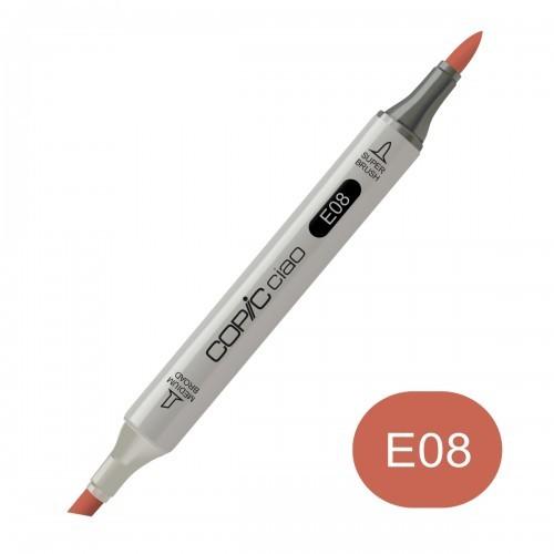 Copic Ciao marker E08