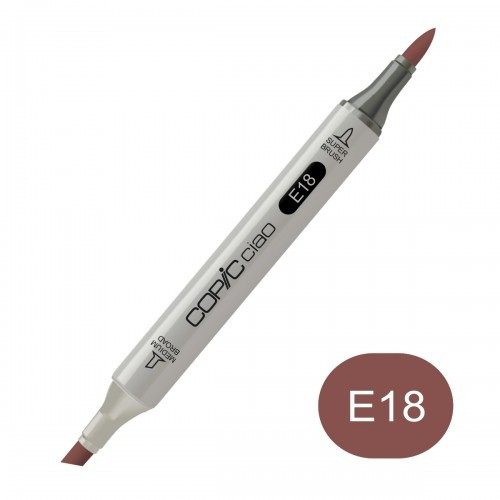 COPIC ciao marker E18