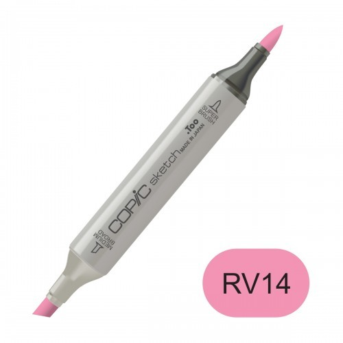 COPIC sketch RV14