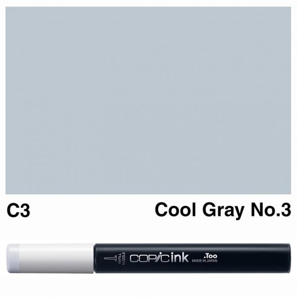 Navul inkt C3 Copic