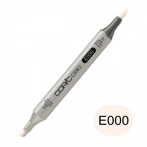COPIC ciao marker E000
