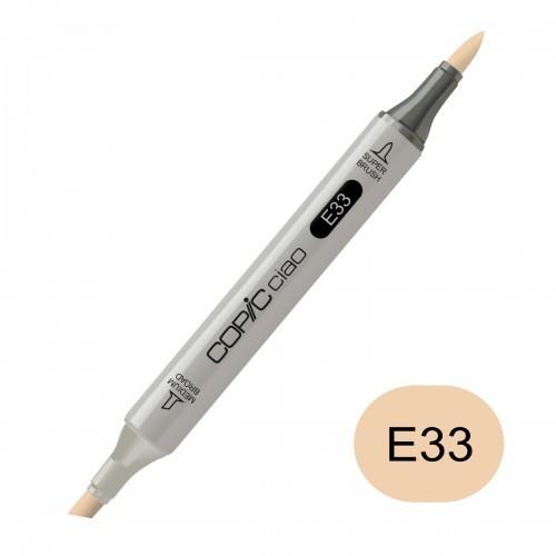 Copic Ciao marker E33