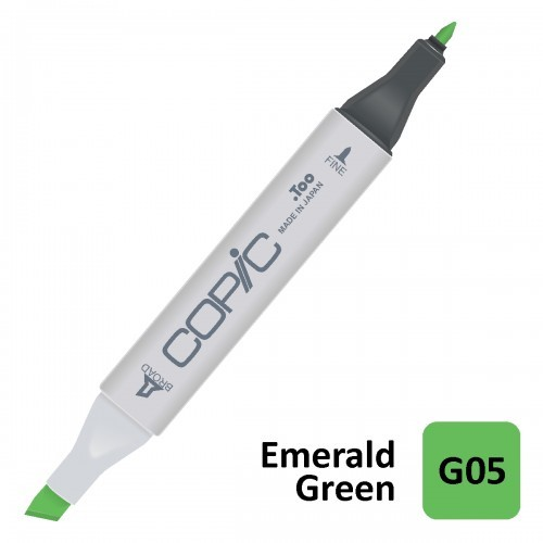 Copic marker G05