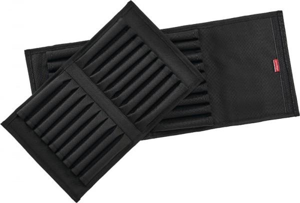 senseBAG wallet 36 BLACK