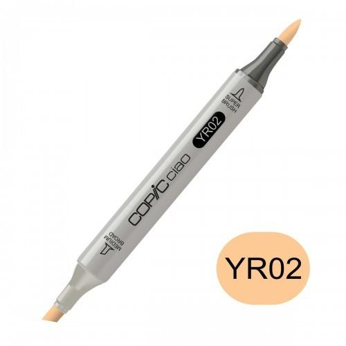 Copic Ciao marker YR02