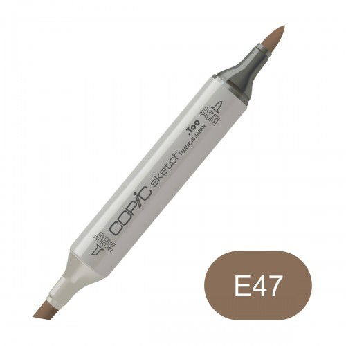 COPIC sketch E47