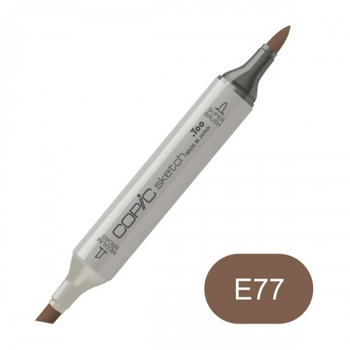 COPIC sketch E77