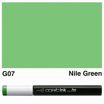 Copic navul inkt G07 LET OP: Lees omschrijving!