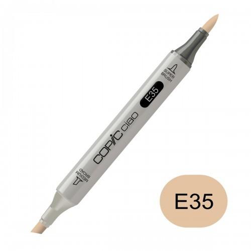 Copic Ciao marker E35