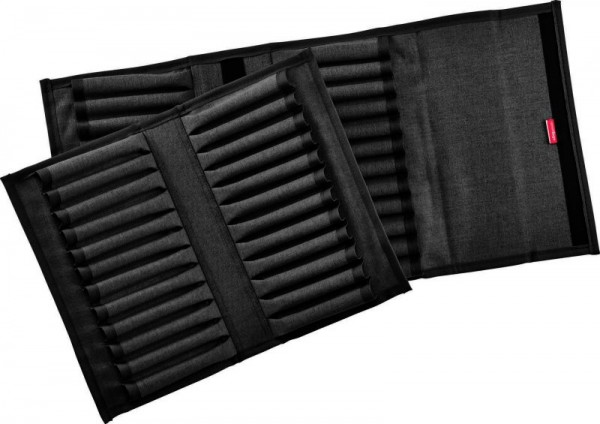 senseBAG 72PCS WALLET BLACK