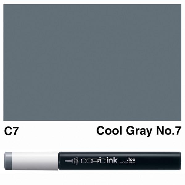 Navul inkt C7 Copic