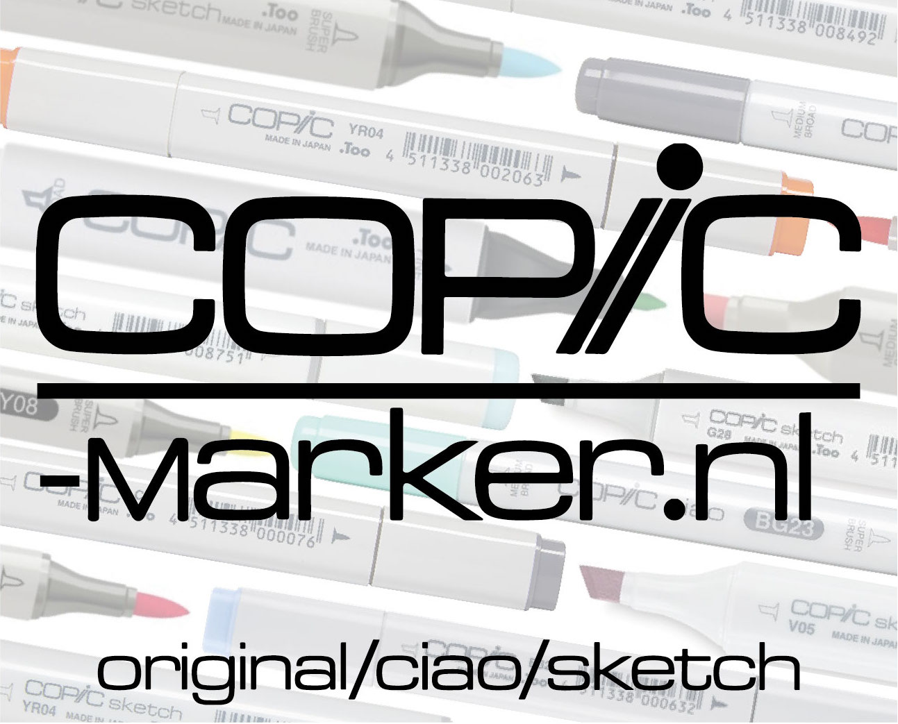 how to order copic markers