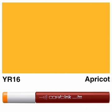 Copic navul inkt YR16 LET OP: Lees omschrijving!