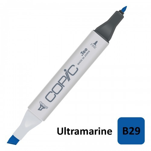 Copic marker B29