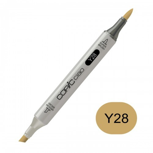 Copic Ciao marker Y28