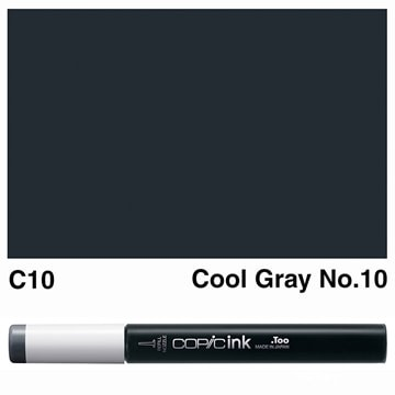 Copic navul inkt C10 LET OP: Lees omschrijving!