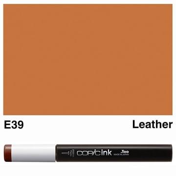 Copic navul inkt E39 LET OP: Lees omschrijving!