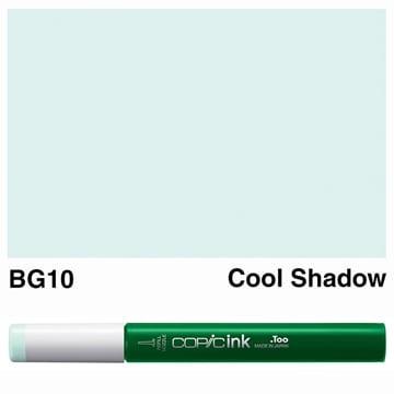 Copic navul inkt BG10 LET OP: Lees omschrijving!