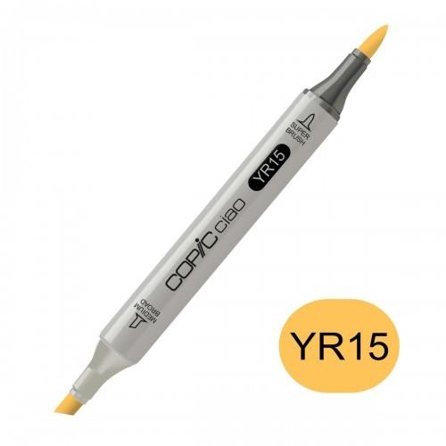 COPIC ciao marker YR15
