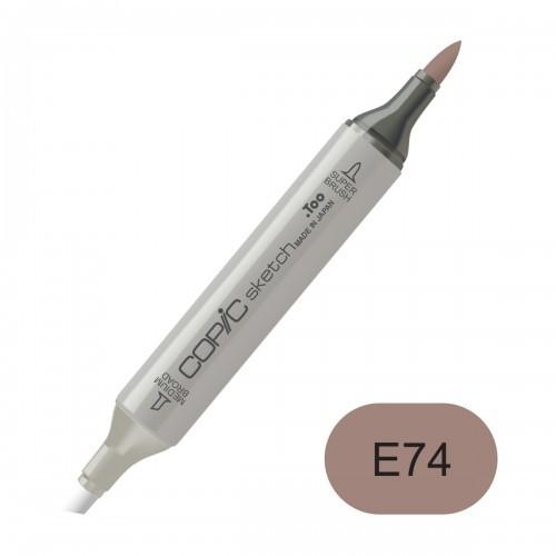 COPIC sketch E74
