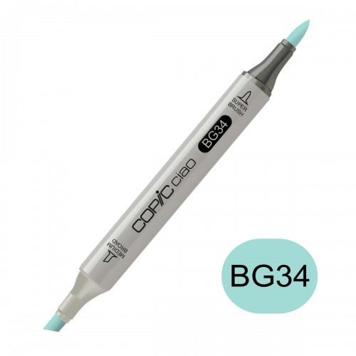Copic Ciao marker BG34