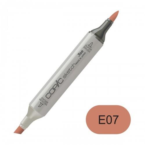 COPIC sketch E07