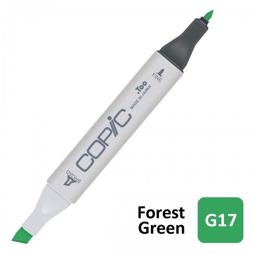 Copic marker G17